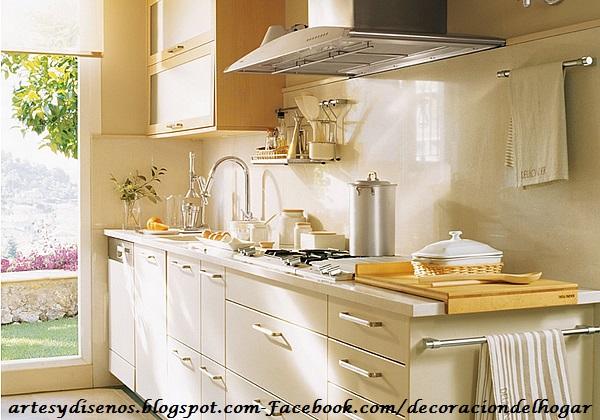 Diseños De Muebles De Cocina En Madera