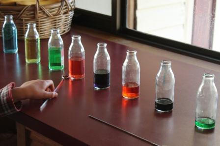 Water Bottle Xylophone 46