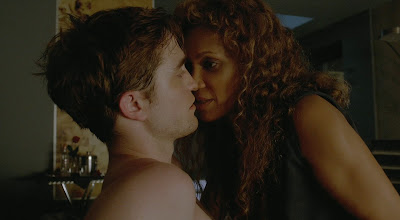 Eric Packer makes love with Kendra Hays (played by Patricia McKenzie) Cosmopolis (2012)