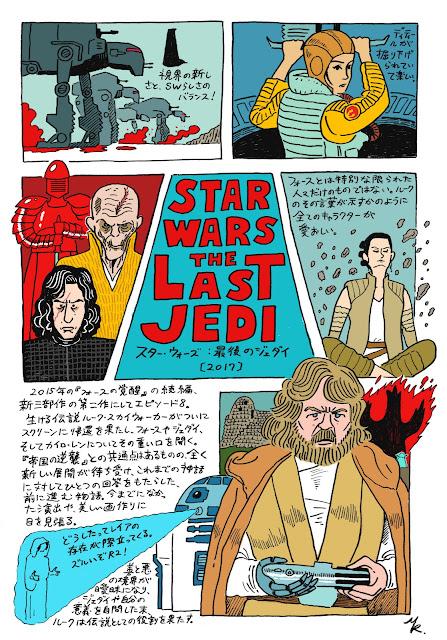 『スター・ウォーズ:最後のジェダイ』(2017)