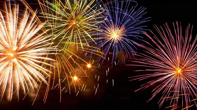 kembang api tahun baru 2013