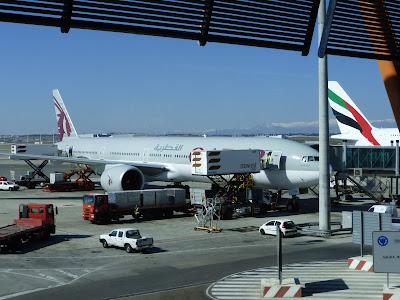 Boeing 777 - 300, Qatar Airways, La vuelta al mundo de Asun y Ricardo, vuelta al mundo, round the world, mundoporlibre.com
