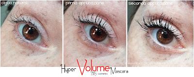 mascara ciglia lunghissime recensione   Hyper VOLUME Mascara by Tns Cosmetics
