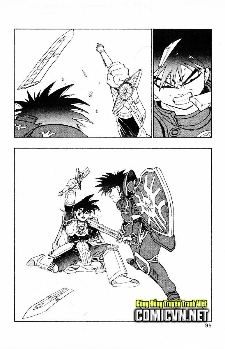 Dragon Quest: Emblem of Roto chap 35 trang 46