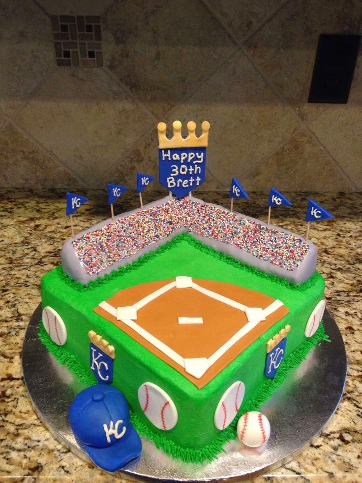 Custom Cakes Kansas City