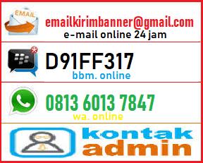 kontak admin