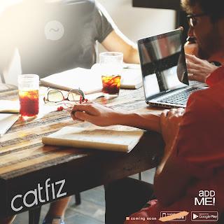 Pemenang Lomba Nulis Artikel Catfiz Messenger 2016