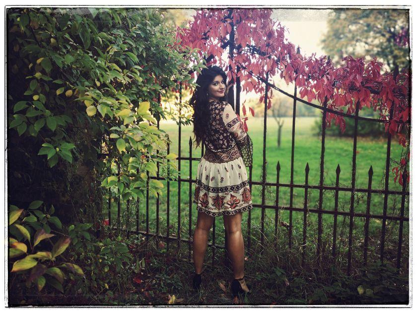Sukienki na jesień, Zara, sukienka z Zary