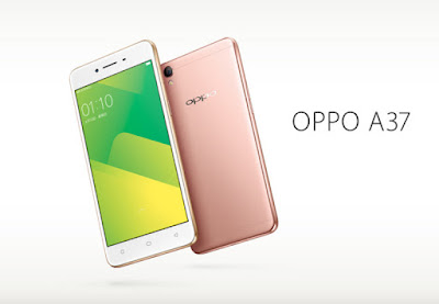 "Oppo A37 Specifications - LAUNCH Announced 2016, June DISPLAY Type IPS LCD capacitive touchscreen, 16M colors   Size 5.0 inches (~67.8% screen-to-body ratio) Resolution 720 x 1280 pixels (~294 ppi pixel density) Multitouch Yes Protection Corning Gorilla Glass 4  - Color OS 3.0 BODY Dimensions 143.1 x 71 x 7.7 mm (5.63 x 2.80 x 0.30 in) Weight 136 g (4.80 oz) SIM Dual SIM (Nano-SIM, dual stand-by) PLATFORM OS Android OS, v5.1 (Lollipop) CPU Quad-core 1.2 GHz Cortex-A53 Chipset Qualcomm MSM8916 Snapdragon 410 GPU Adreno 306 MEMORY Card slot microSD, up to 256 GB (dedicated slot) Internal 16 GB, 2 GB RAM CAMERA Primary 8 MP, f/2.0, autofocus, LED flash Secondary 5 MP, f/2.4, 1/4"" sensor size Features 1/3.2"" sensor size, 1.4 µm pixel size, geo-tagging, touch focus, face detection, panorama Video 1080p@30fps NETWORK Technology GSM / HSPA / LTE 2G bands GSM 850 / 900 / 1800 / 1900 - SIM 1 & SIM 2 3G bands HSDPA 850 / 900 / 2100 4G bands LTE band 1(2100), 3(1800), 5(850), 7(2600), 8(900), 41(2500) Speed HSPA, LTE GPRS Yes EDGE Yes COMMS WLAN Wi-Fi 802.11 a/b/g/n, hotspot GPS Yes, with A-GPS USB microUSB v2.0 Radio FM radio Bluetooth v4.0, A2DP FEATURES Sensors Accelerometer, proximity, compass Messaging SMS (threaded view), MMS, Email, Push Email Browser HTML5 Java No SOUND Alert types Vibration; MP3, WAV ringtones Loudspeaker Yes 3.5mm jack Yes BATTERY  Non-removable Li-Ion 2630 mAh battery Stand-by  Talk time  Music play  MISC Colors Gold, Rose Gold  - MP4/H.264/FLAC player - MP3/eAAC+/WAV player - Document viewer - Photo viewer/editor"