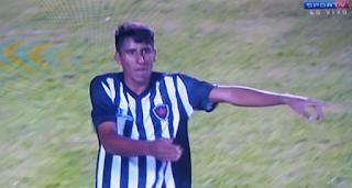 Jogador de Barra de Santa Rosa é destaque na imprensa paraibana