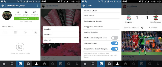 Instagram+ V7.20.0 - Instagram MOD dengan Fitur Tambahan