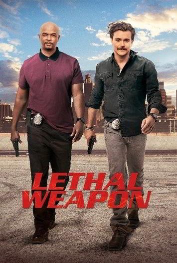 Lethal Weapon Temporada 2 HD 720p Latino Dual