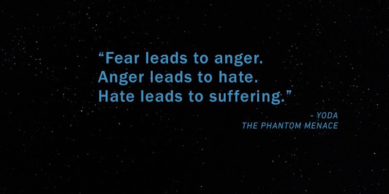 Master Yoda Quote