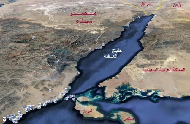 قضية تمرير اتفاقية اعادة ترسيم الحدود بين مصر والسعودية