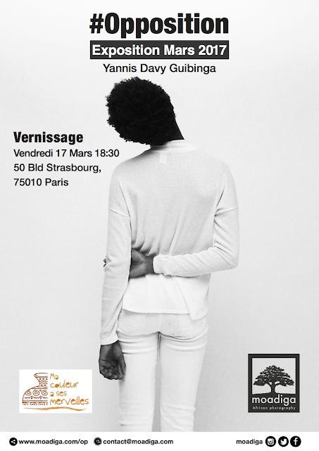 MOADIGA LA PHOTOGRAPHIE AFRICAINE Yannis Davy GUIBINGA