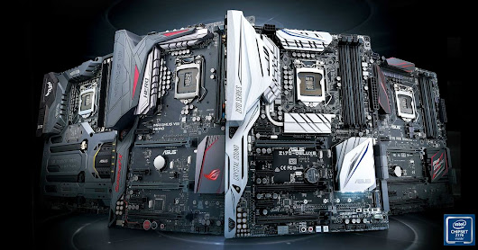 ASUS 100-series motherboards. Stable and Trusted motherboards