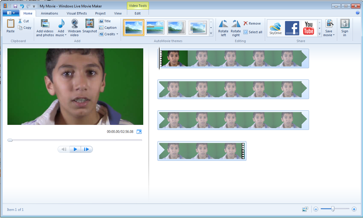 Windows 7 movie maker green screen download - Glee episode guide