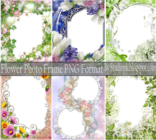 Photo Frames PNG