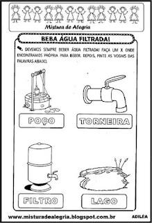 àgua filtrada