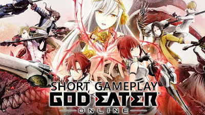 God Eater Online v.1.0.0.1 for Android