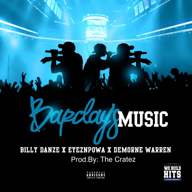 "Billy Danze (M.O.P.) - ""Barclays Music"" FT. Eyeznpowa X Demorne Warren"