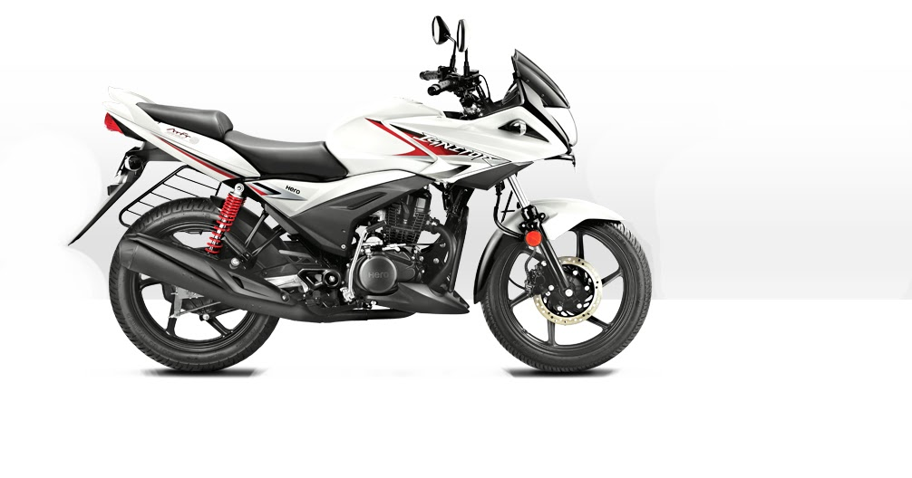 Latest bike: Latest Hero Ignitor bike pictures in all