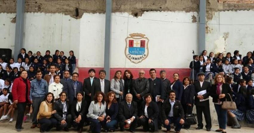 Lanzan proyecto piloto que busca reducir el embarazo adolescente en la región Cajamarca