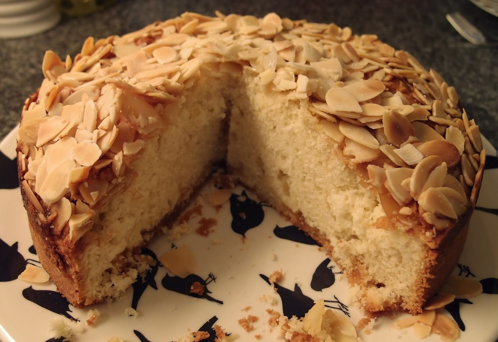 Bee Sting Cake Recipe Uk