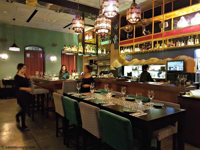 אווה סאפי - מסעדה מרוקאית בתל אביב