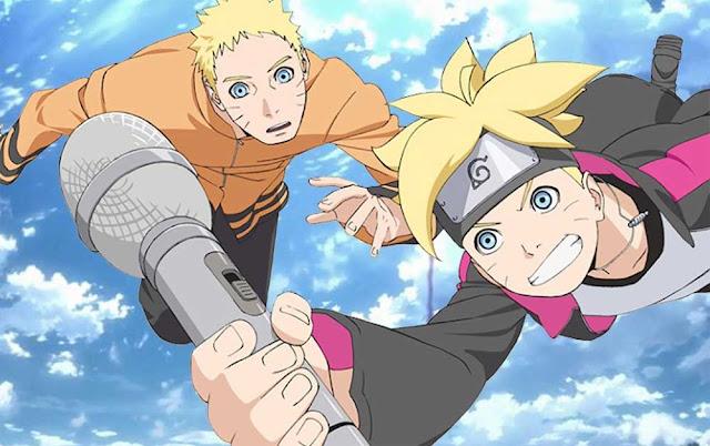 Soundtrack Boruto : Naruto Next Generation
