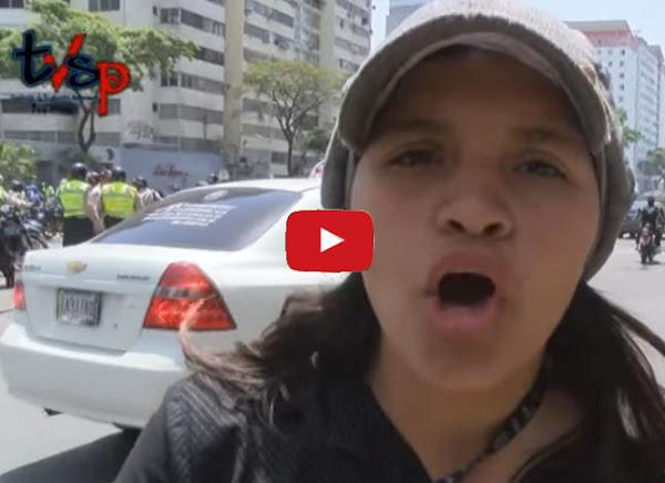 Reportera del Régimen publica entrevistas sin autorización de la gente