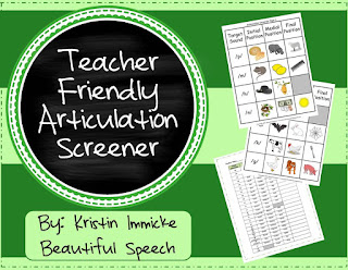 https://www.teacherspayteachers.com/Product/Teacher-Friendly-Easy-Articulation-Screener-1942959