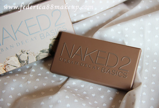 [Giveaway] Naked Basic2 - URBAN DECAY