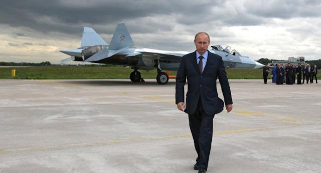 Ο Πούτιν βομβαρδίζει και η Δύση κοιτά σαστισμένη