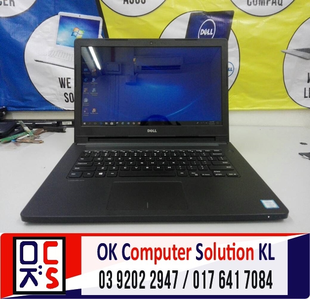 [SOLVED] SKRIN LAPTOP DELL 3470 | REPAIR LAPTOP DESA PANDAN 2