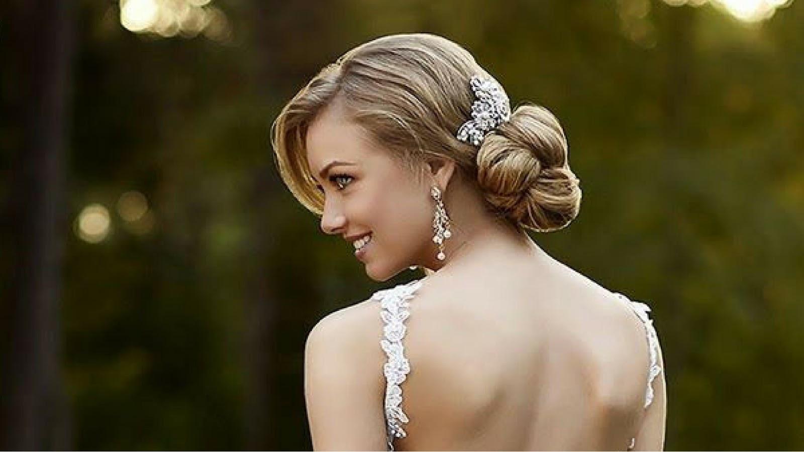 pendientes de novia perfectos