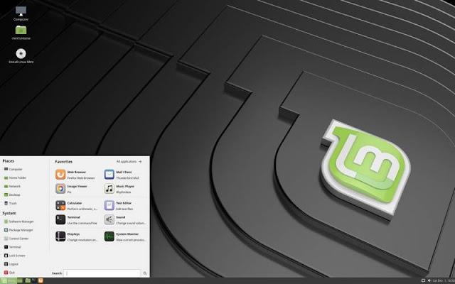 أفضل لينكس لأجهزة الكمبيوتر المكتبي Cinnamon