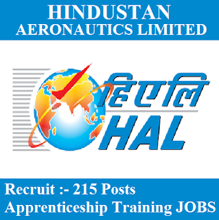 Hindustan Aeronautics Limited, HAL, Karnataka, Apprenticeship Training, Graduation, freejobalert, Sarkari Naukri, Latest Jobs, hal logo