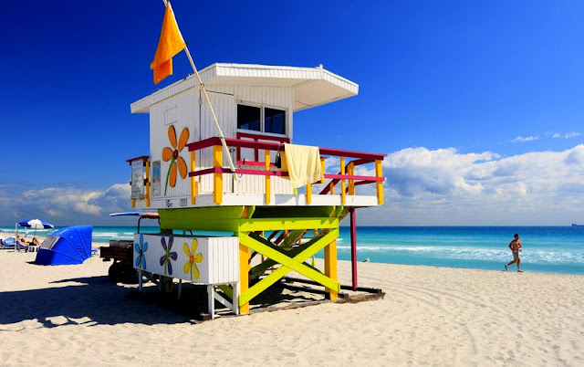 Clima em Miami no verão