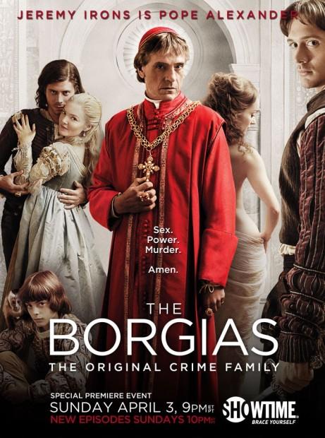 Assistir The Borgias Online Legendado e Dublado