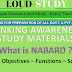 Banking Awareness : What is NABARD ?