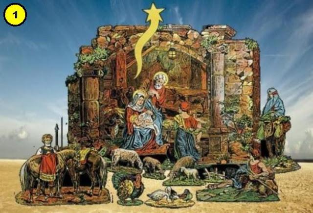 PAPERMAU: Christmas Time