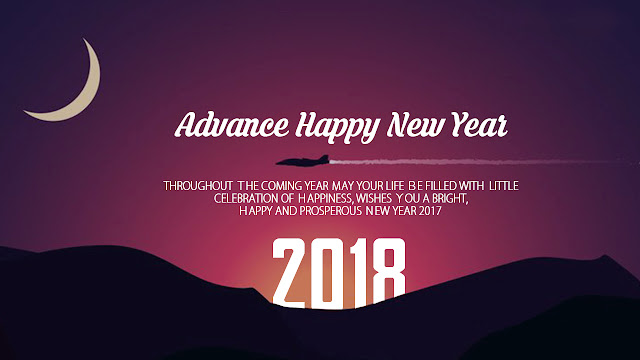 Advance Happy New Year Images 2018 Download