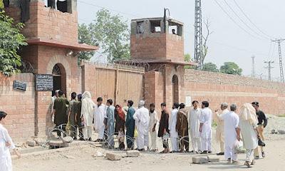 Peshawar Central Prison