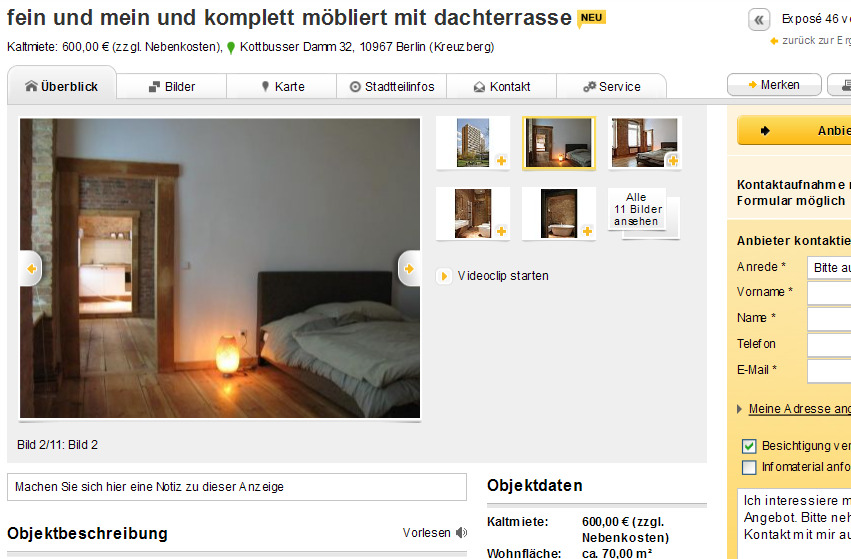 Berlin Wohnung Mieten M Ef Bf Bdbliert
