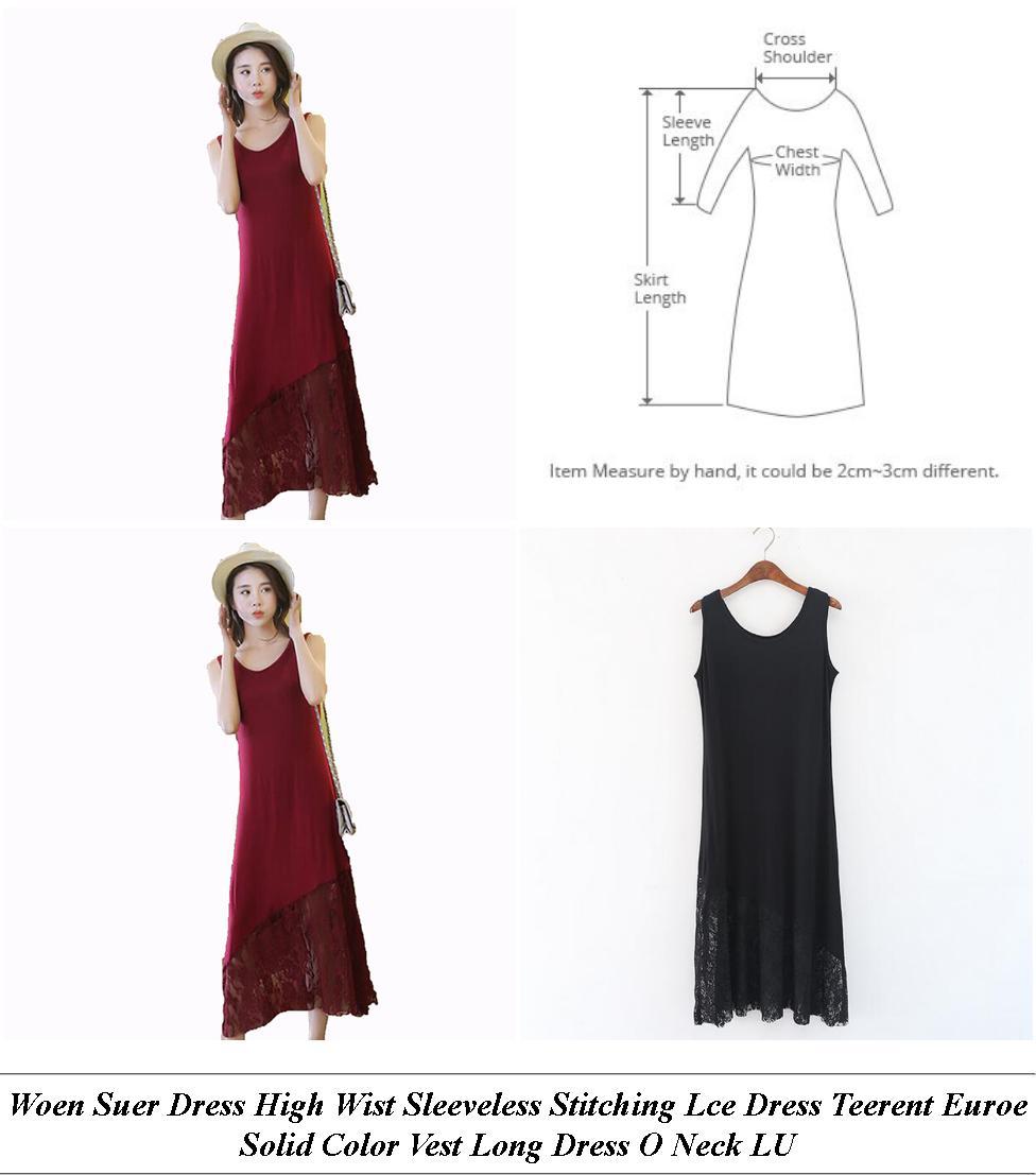 Party Dresses - Sale On Brands - Polka Dot Dress - Cheap Clothes Online Shop