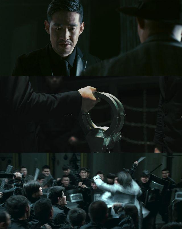 Iron Protector (2016) HD 1080p y 720p Latino