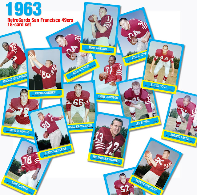 Topps, San Francisco 49ers, football cards