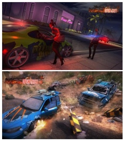 MadOut Open City MOD APK Offline for Android