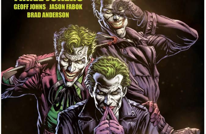 Misteri Tiga Joker dalam Dunia DC, Siapa Sebenarnya Mereka?